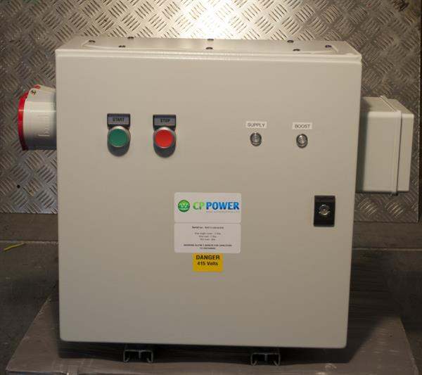 RT-7 5KW Rotary Single to Three Phase Converter 7 5kW/10hp