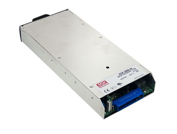 Meanwell RCP-2000-24 24Vdc 2000W Rack Mount Power Supply