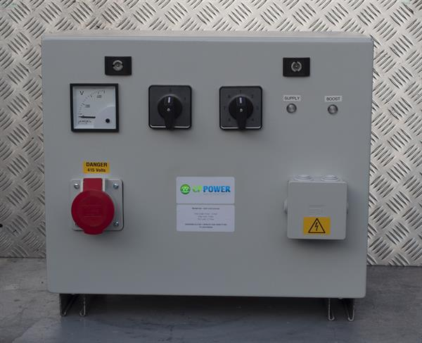 STC7 5KW Static Single to Three Phase Converter 5 5kW/7 5hp